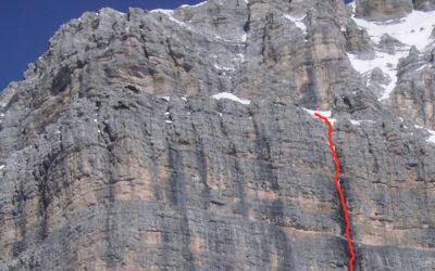 PALA DELLE MASENADE (2413 m) – Col. Bonetti