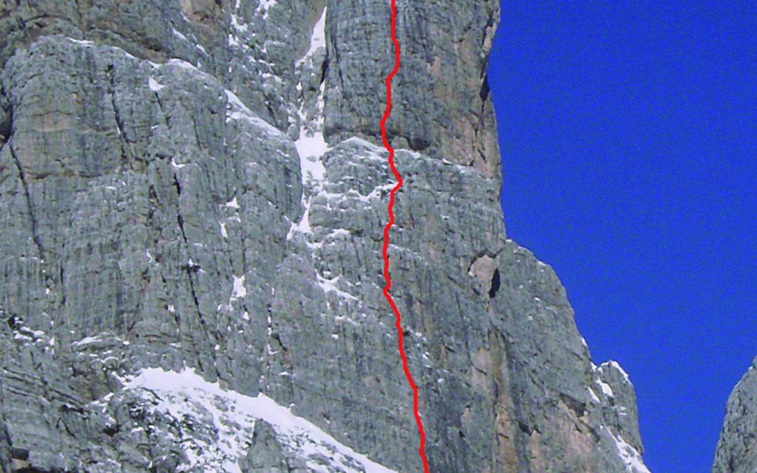 TORRE JOLANDA (2350 m)
